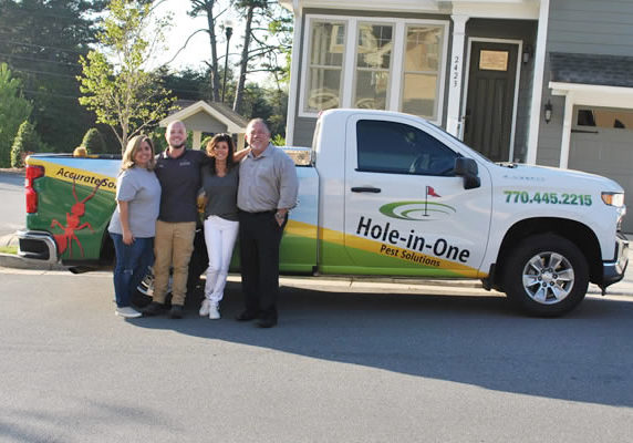 Hole In One Pest Solutions 14